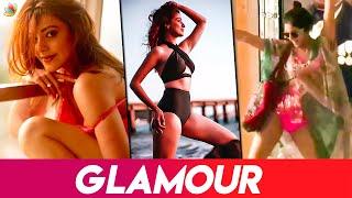 Kajal Aggarwal HOT Photoshoot I Indian2, Kamal Haasan, Raai Laksmi, Shriya I Hot Cinema News