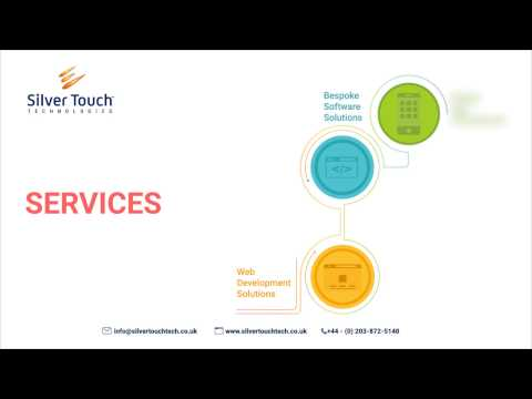 IT Solutions & Support for your Business - Silver Touch UK