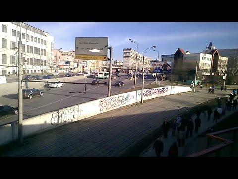 . Домодедово-Москва-Павелецкий вокзал. Поездка на воронежском поезде