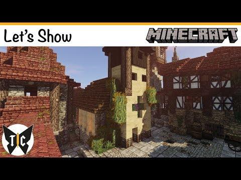 [Let's Show Minecraft] Burgkapelle