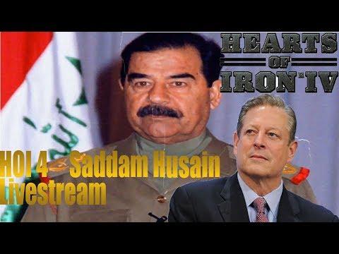 Hearts of Iron 4 Millennium Dawn Iraq Empire
