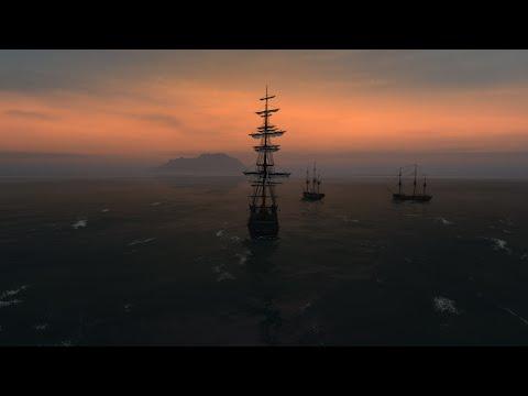 NAVAL ACTION Denmark-Norge vs British Port Battle Les Kayes