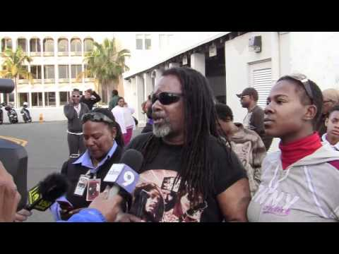 Victim's Father After Spalding Conviction Bermuda February 10 2012