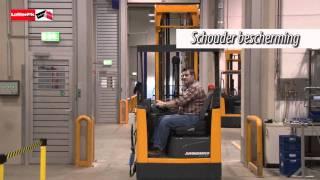 Forklift Truck Test Jungheinrich ETV 214 (Dutch)