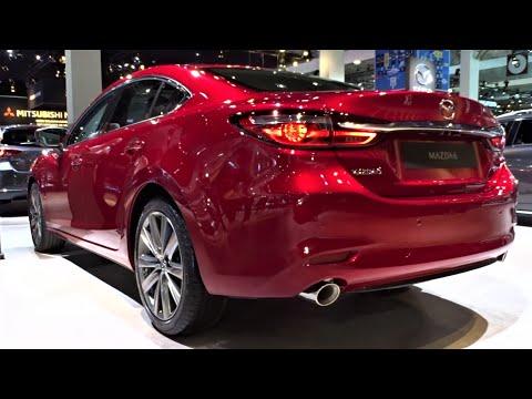 2020 Mazda 6 Sedan - Interior, Exterior, Walkaround - Auto Show Brussel 2020