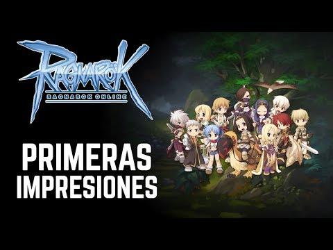 Ragnarok Online MMORPG: Primeras impresiones | FREE TO PLAY! |