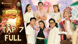 THE KING OF FOOD 6 - EP 7 Full - Khuong Dua and the cast of Mr. Mau's Banh Mi heat up the show