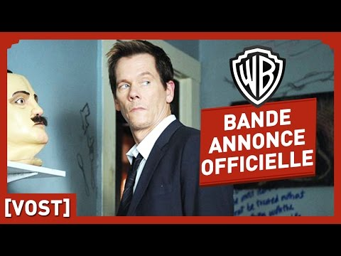Following - Bande Annonce Officielle (VOST) - Kevin Bacon / James Purefoy