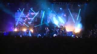 Elbow - The Birds - live at Eden Sessions 2014