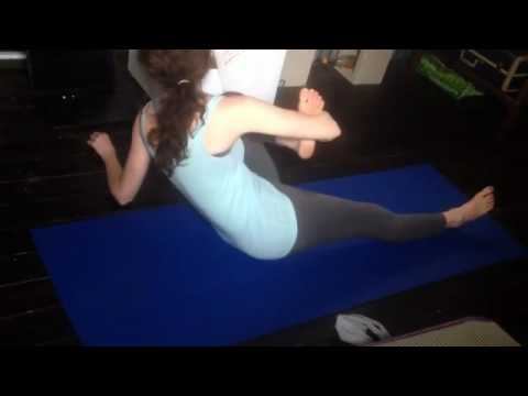hips hamstrings and piriformis yoga for back pain