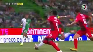 Goal | Golo Bruno Fernandes: Sporting (3)-1 Marítimo (Allianz Cup #1)