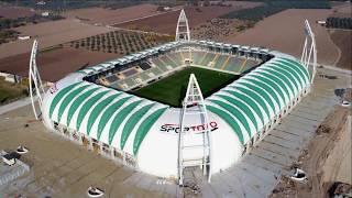 2018/2019 Spor Toto Süper Lig Stadyumları