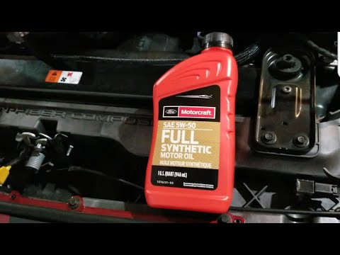 Oil Consumption Ford Mustang Gt Do They Burn Oil