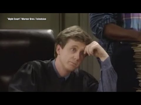 'Night Court' actor Harry Anderson dies in Asheville