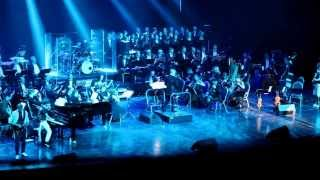 QUEEN CLASSIC PERFORMED BY MERQURY & THE BERLIN SYMPHONY ENSEMBLE  The Show Must Go On