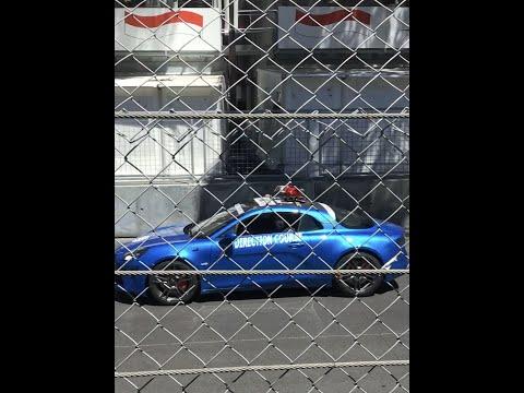 Montecarlo 2021 Grand Prix Formula 1 Starting Blocks IMG 0889