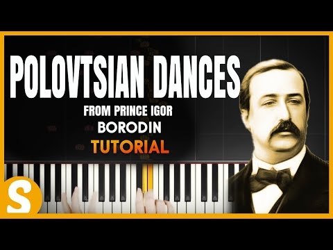 "How to play ""Polovtsian Dances - Prince Igor"" by Borodin 