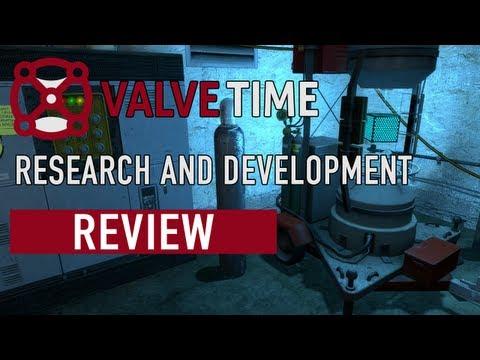 Research & Development Review - ValveTime Reviews