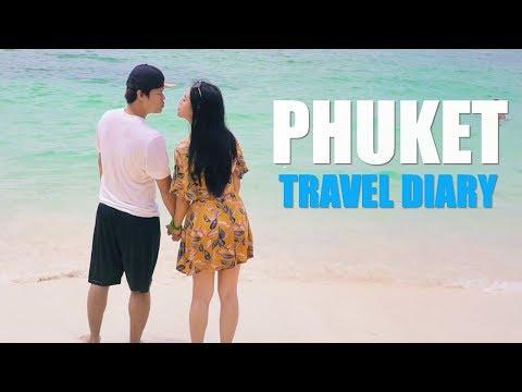 TRAVEL VLOG PHUKET THAILAND L 5th Anniversary Trip