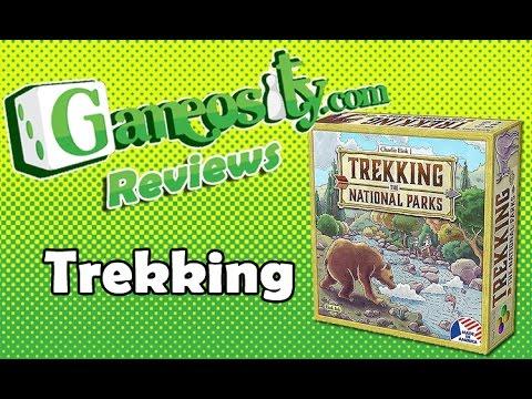 Gameosity Reviews Trekking The National Parks