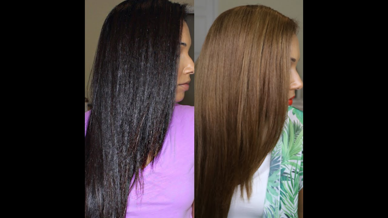 Revlon Hair Color Light Brown