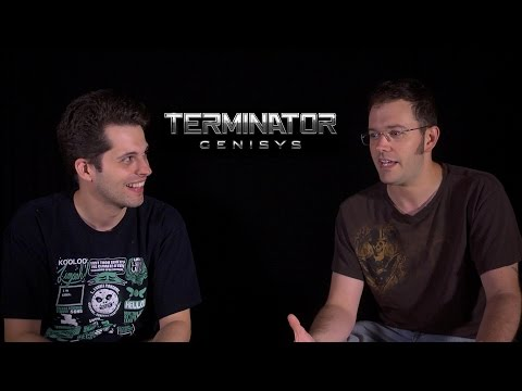 Terminator Genisys - Review / First Impressions poster