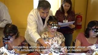 Video Entrevista Fundación Gantz