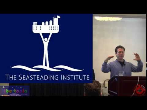 Joe Quirk - Seasteading: How Floating Cities Will Free the W