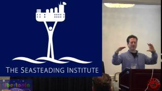 Joe Quirk - Seasteading: How Floating Cities Will Free the World - Libertopia 2014