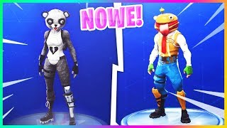 NEW UPCOMING SKINS! UPDATE 5.2 IS AN OUTDOOR! -Fortnite Battle Royale
