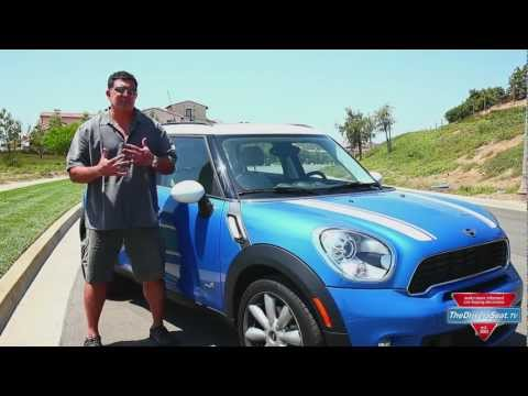 2012 Mini Countryman Review