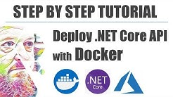 Deploy a .NET Core API with Docker (Step-by-Step)