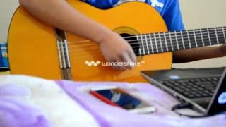 Nơi Em Trở Về - Liêu Hưng ( guitar cover )