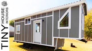 Affordable $22k Gooseneck Tiny House | Tiny House Interiors