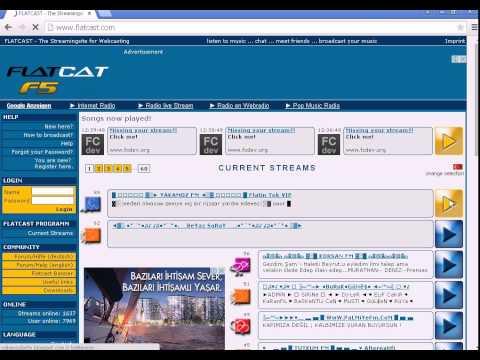 Flatcast Chrome Tarayıcıdan Aktivex Acma