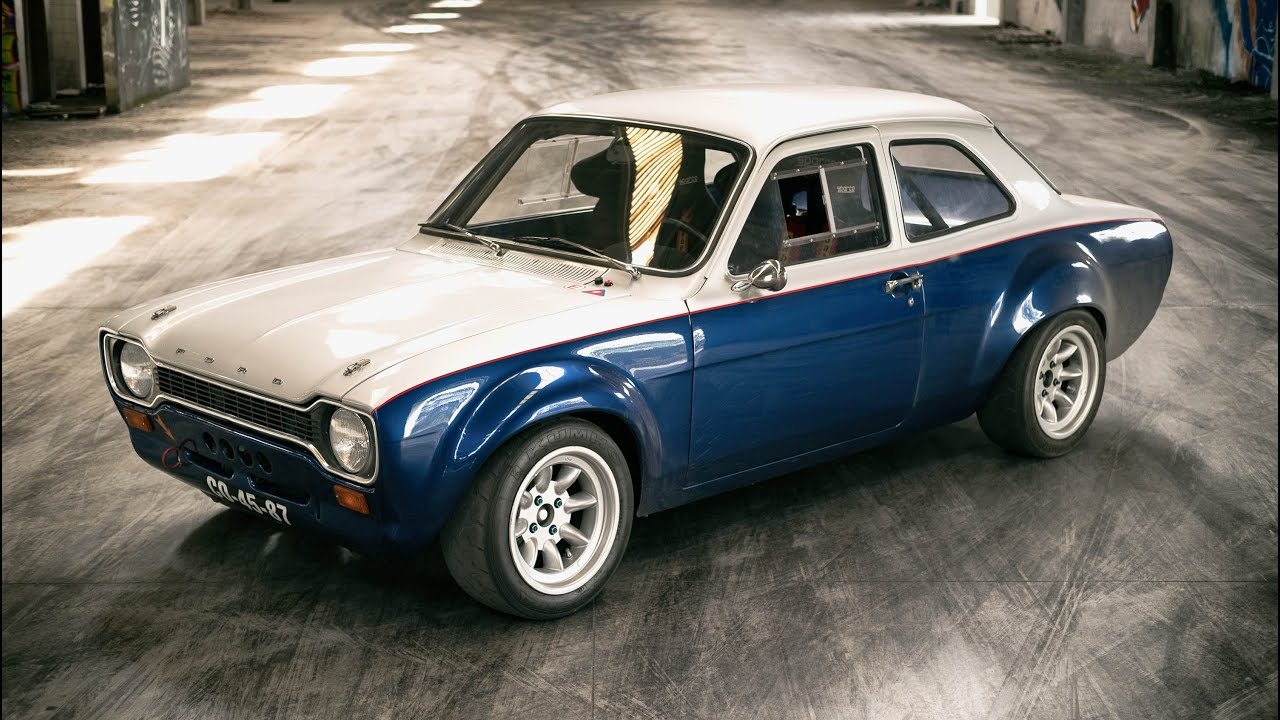 donuts the way to sell a ford escort mk1 youtube. Black Bedroom Furniture Sets. Home Design Ideas