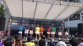191013 SPL∞ASH 広島国際学院大学高城祭2019 ② 君のスピードで 雲の切れ間に.