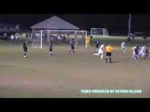 Sockers U17 Disney Goal MUST SEE GOAL