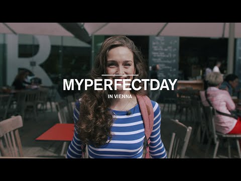 MYPERFECTDAY with Annemieke - The interactive video guide for Vienna