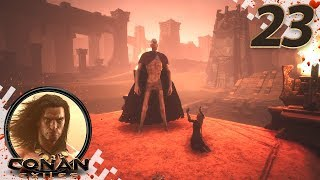CONAN EXILES (NEW SEASON) - EP23 - Tower Of Bats Adventure! (Gameplay Video)