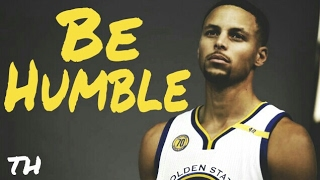 Stephen Curry- Be Humble- Official Mix [HD]