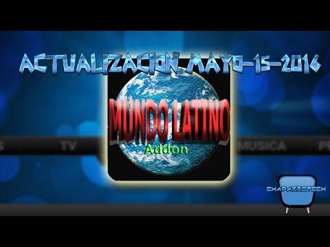 MUNDO LATINO 2.0.0 actualizacion 2016 peliculas series y iptv latino