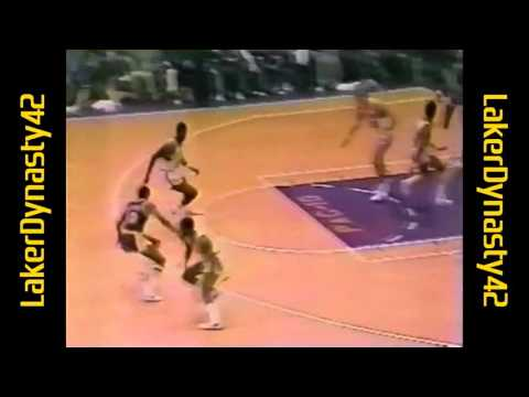 Kareem Abdul-Jabbar: 1980 WCF Highlights