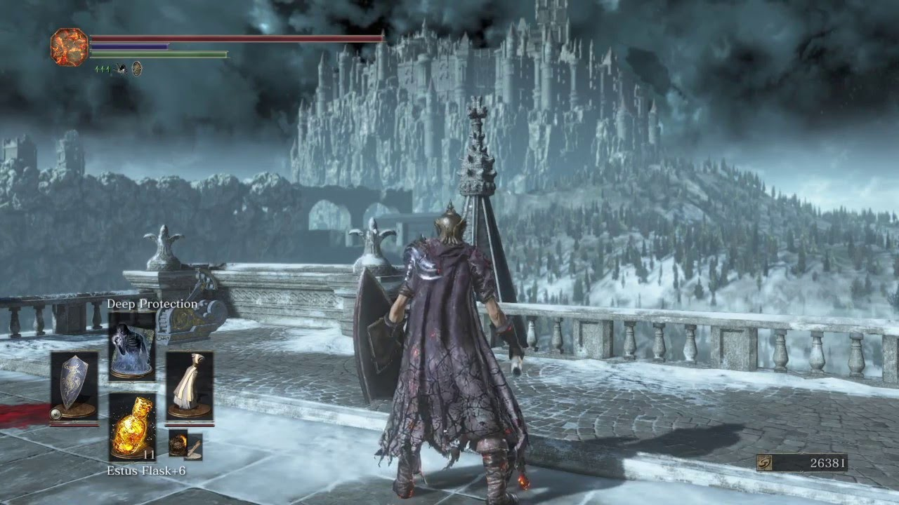 Dark Souls  Invisible Build