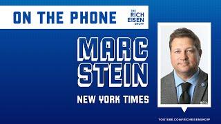 NY Times' Marc Stein on Bubble Cities & Coronavirus Impact on NBA | The Rich Eisen Show | 4/2/20