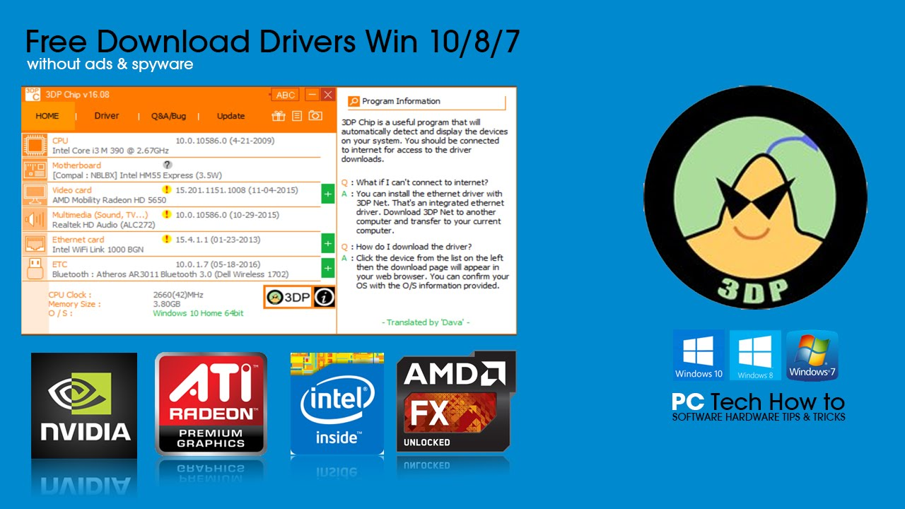 How To Download Drivers For Windows 8