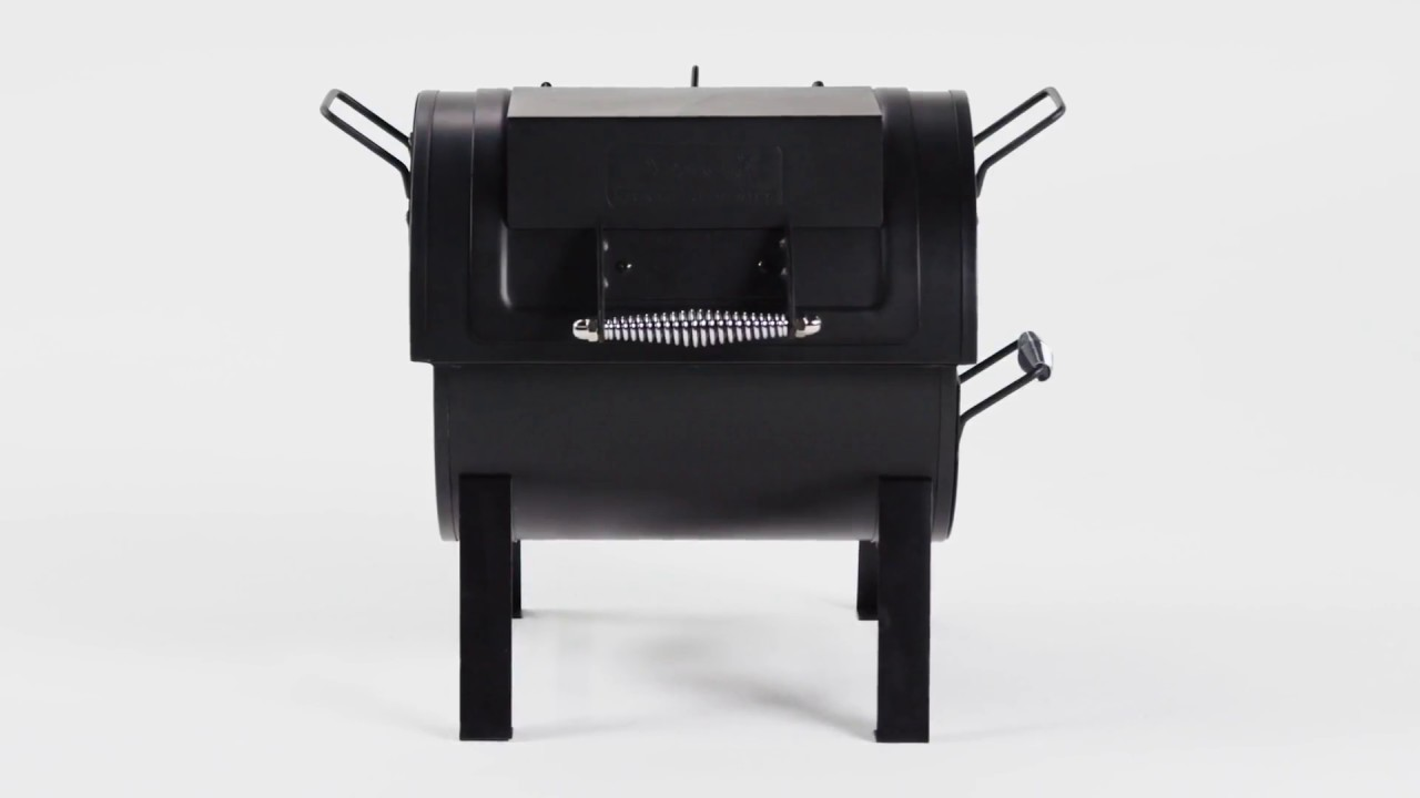 Dyna Glo Signature Series Dgss287cb D Portable Tabletop Charcoal Grill