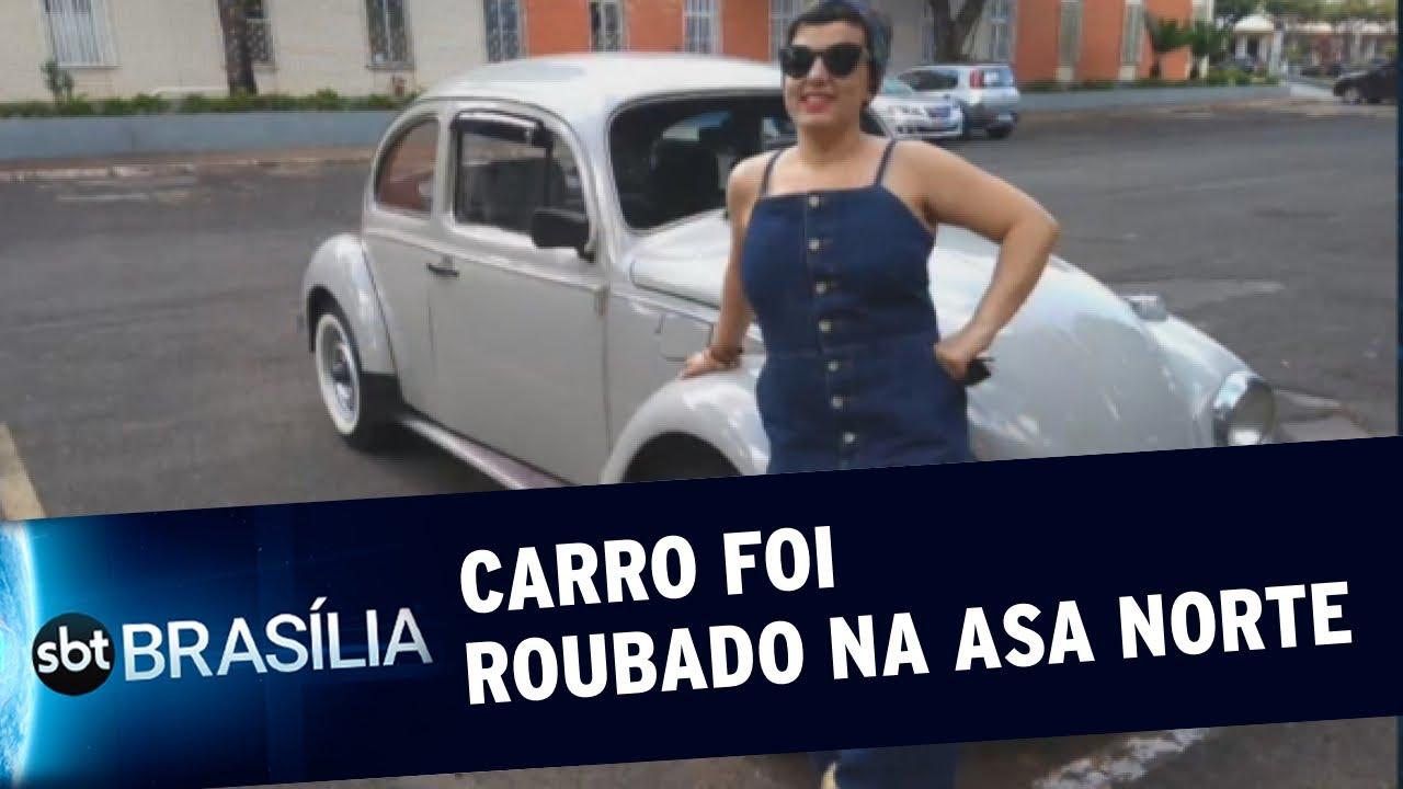 Dona de fusca pede ajuda para reencontrar Joinha do Cerrado   SBT Brasília 03/07/2020