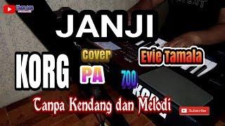 Download Lagu JANJI  - evie Tamala Cover Tanpa Kendang mp3