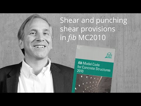 fib MC2010 - Shear and punching shear provisions in fib MC20